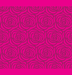 pink-purple ross pattern seamless texture vector image