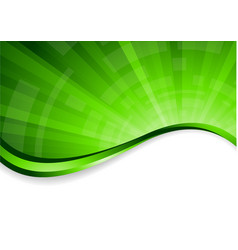 vector bright green background vector image vector image