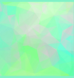 abstract geometric wallpaper polygonal mosaic vector image vector image