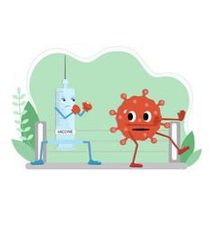 Coronavirus vaccine vector