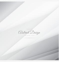 minimal gray pattern background design vector image