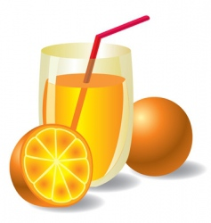 Orange juicecdr vector
