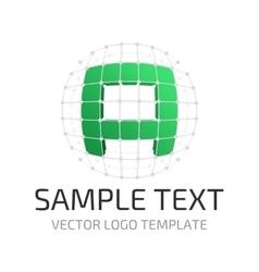 template logo vector image