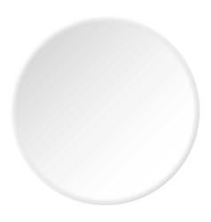 Poison icon circle vector