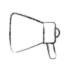 megaphone icon image vector image