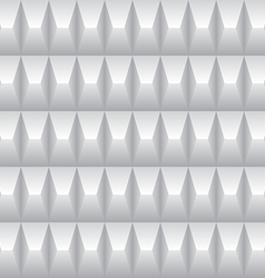 seamless metal 3d backgrounds pattern vector image vector image