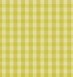 Abstract Retro Green Square Tablecloth Seamless vector image