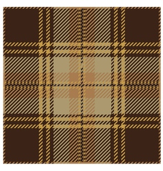 Brown Tartan Pattern vector