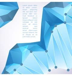 Cristal prism for your vector image
