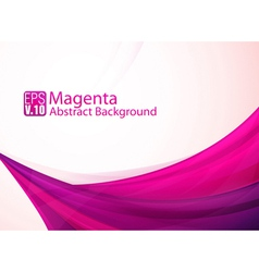 Magenta abstract background vector