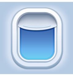 AirplaneWindow01 vector image