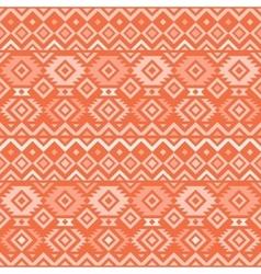 monochrome tribal ornament vector image vector image