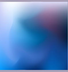 Liquid abstract background multicolor gradient vector