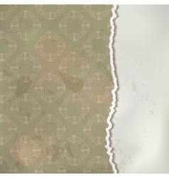 Wallpaper background vector image vector image