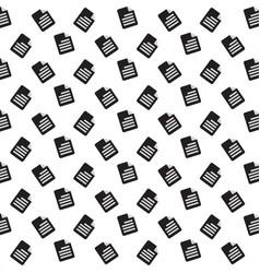 document icon background vector image