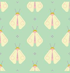 Geometric firefly geometric pattern vector