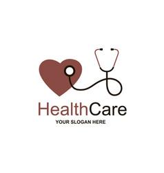 medical halth care icon vector image