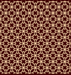 seamless pattern modern stylish texturelinear vector image