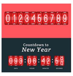 timer clocks watch stopwatch countdown vector image