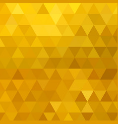 Gold pattern abstract geometric background vector