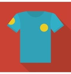 Tshirt of soccer sport design vector