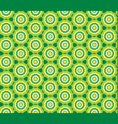geometric seamless pattern abstract ornament vector image vector image