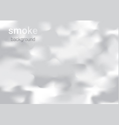 abstract background in the form of smoke vector image