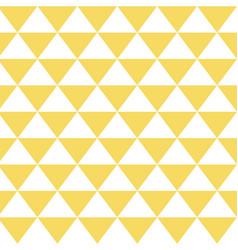 triangle seamless geometric texture vector image