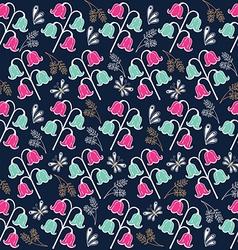 flower pattern set 2 vector image