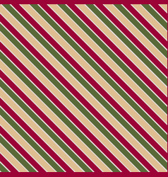 seamless texture in christmas colors with vector image