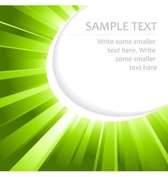 organic background vector image