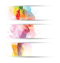 Abstract headers 0710 vector