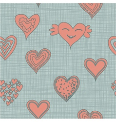 Heart pastel vector