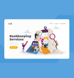 Organizing accounting financial banking data vector