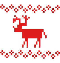 Simple deer vector