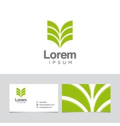 vegetal icon vector image