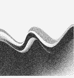Abstract wave for banner vector