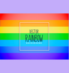 colorful rainbow shades background with linear vector image