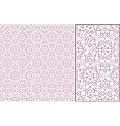 Seamless guilloche vector