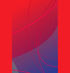 Colorful abstract with lines background for vector