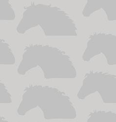 HorseHead11 vector image
