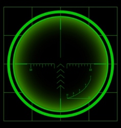 sniper vector image vector image
