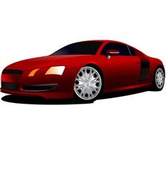 al 0503 concept car vector image