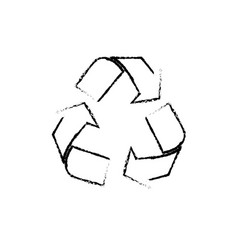 Go green ecology vector