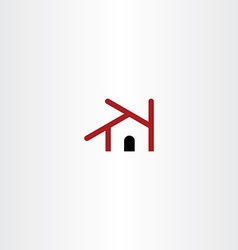 House icon element design symbol vector