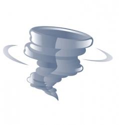 Tornado illustration vector