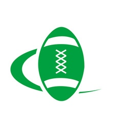 Rugby-Logo-380x400 vector image vector image