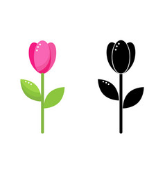 Tulip two vector