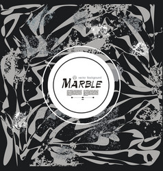 marble texture imitation abstract background vector image