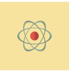 Nucleus Icon vector